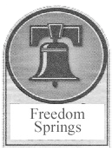Freedom Springs logo