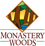 Monestary Woods logo